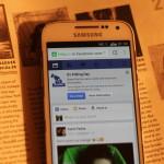 Pressão social no Facebook