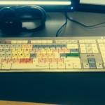 Design de teclado e visualizações para facilitar o trabalho