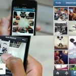 Marcação de amigos em fotos nas redes sociais