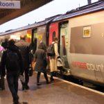 Mapeando a experiência de passageiros de trens