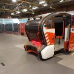 Interfaces para controlar veículos totalmente autônomos